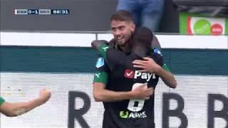 Highlights FC Emmen - FC Groningen 0-1 (03-08-2019)
