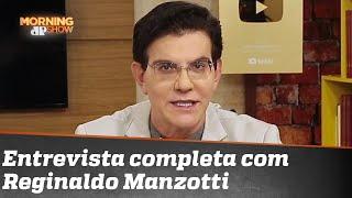 Assista à íntegra da entrevista com o Padre Reginaldo Manzotti | Morning Show