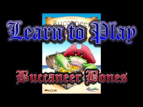 Learn to Play Buccaneer Bones