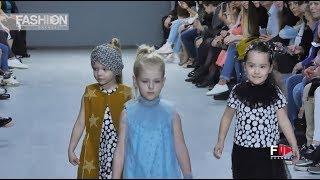 MARGO STYLE Belarus Fashion Week Fall 2018 2019 - Fashion Channel