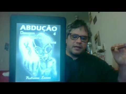 aLIVEnígena de lançamento do eBook Abdução - Clonagem Experimental Humana