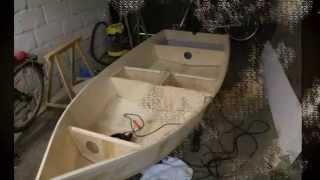Лодка из фанеры сделать