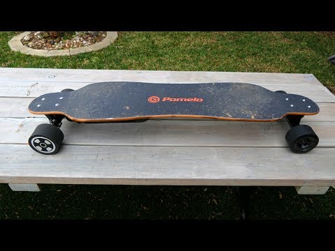 Electric Skateboard Review – Pomelo P5