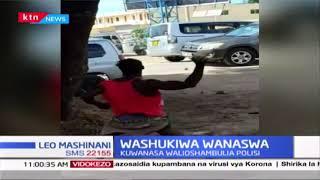 Maafisa wa usalama wafanya msako mkali wa washukiwa waliovamia polisi awali Malindi