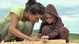 Montmorin, chantier participatif