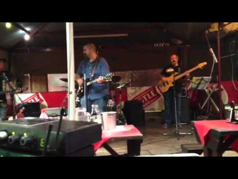 Anton Botha Band Live – Sugarman