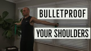 Top 9 Exercises to Rehab, Protect and Warmup Your Shoulders with Antranik