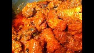 Resepi Ayam Masak Merah Utara