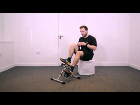 Aralin ng video sa fitball Slimming