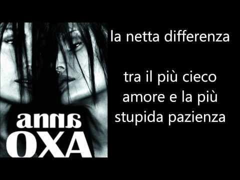 Anna Oxa - Un'emozione Da Poco Testo Lyrics