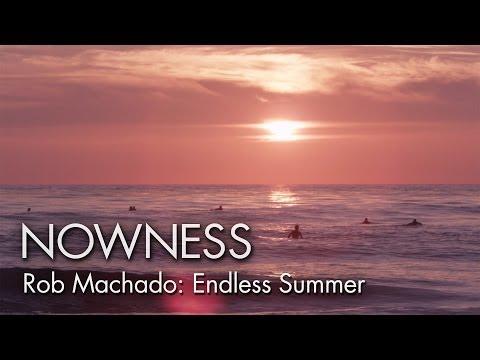 "Rob Machado in ""Endless Summer"" by Marcus Gaab"