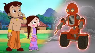 Chhota Bheem - Yeh kaisa Robot hai? | Hindi Cartoon for Kids