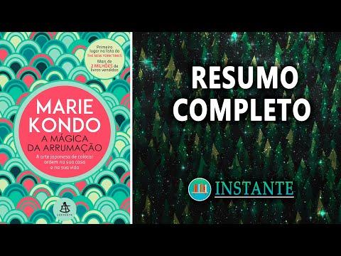 A Mágica da Arrumação   Marie Kondo   Resumo Completo Audiobook   INSTANTE Livros