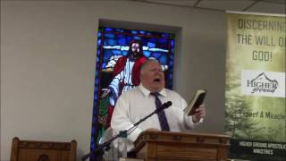 Bishop David Hicks Separation is where your testimony begins