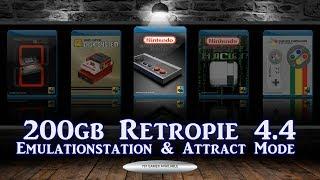 200gb retropie image - Thủ thuật máy tính - Chia sẽ kinh
