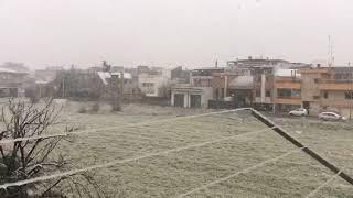 Maltempo in Puglia, piogge continue sulle coste e nevicate nell'entroterra - IL VIDEO