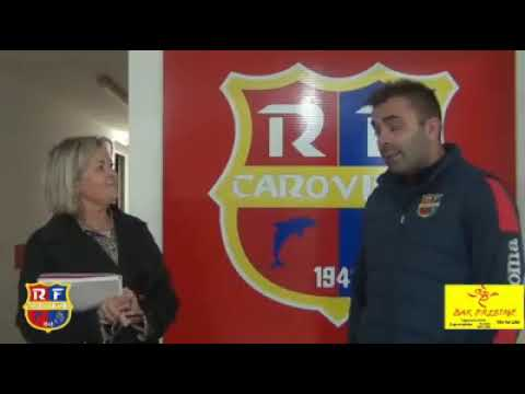 Preview video Intervista al Mister TATEO e il Vice capitano PALMA