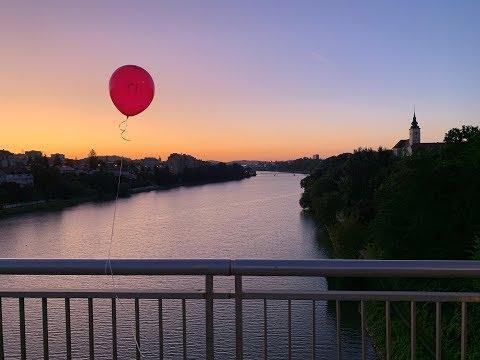 Slovenijo preplavili rdeči baloni: Tisto: Drugo Poglavje