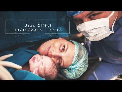 İzmit/Kocaelin'de Bir Doğum Hikayesi Uras Çiftçi 'Birth Story'