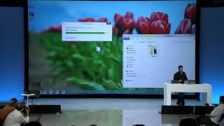 Microsoft Surface Tablet Presentation [720p]