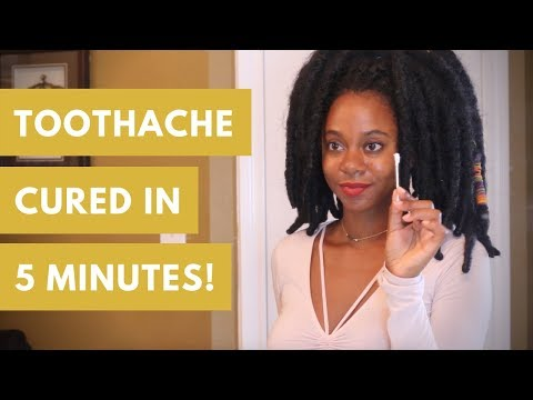 , title : 'How to Cure a Toothache FAST Naturally