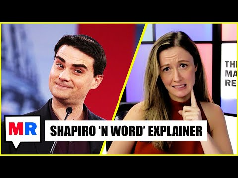 Ben Shapiro Breaks Down 'The N Word'