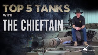 Top Five Tanks   The Chieftain | The Tank Museum