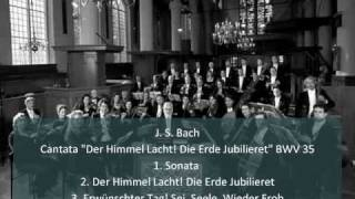 Happy Easter everyone    Bach Cantata  Der Himmel lacht Die Erde jubilieret BWV 31