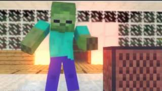 DJ Snake, Lil Jon - Turn Down for What Minecraft