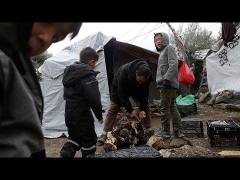 Μόρια: Ο Χειμώνας των προσφύγων