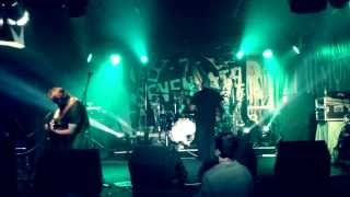 Video SEVEN ATE - Burdens - live (fan video)
