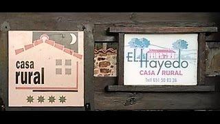 Video del alojamiento El Hayedo