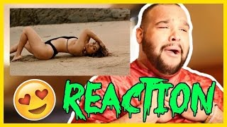 FIFTH HARMONY - ALL IN MY HEAD (FLEX) MUSIC VIDEO [REACTION]