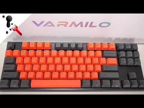 Varmilo VA87M Mechanical Keyboard Review