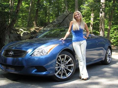 2010 Infiniti G37 Convertible Road Test & Review