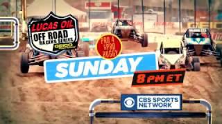 CBS Sports Network Pro4/ProBuggy Round 15 Promo
