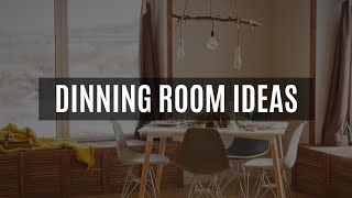 Dinning Room Design Ideas | Kitchen | Decorative Brains
