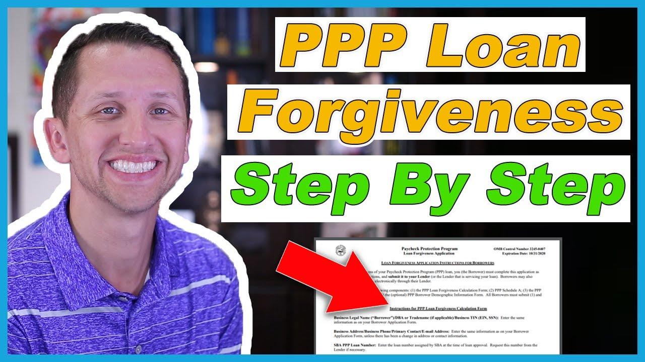 PPP Loan Forgiveness Application Stroll through [Type 3508] thumbnail