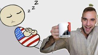 U.S.A was a sleeping giant