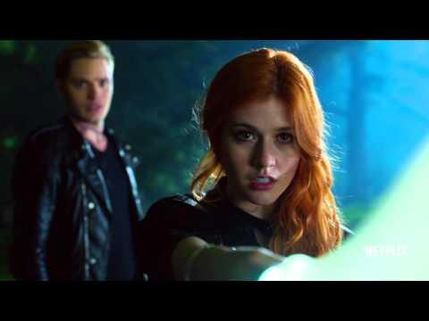 Trailer Shadowhunters: The Mortal Instruments