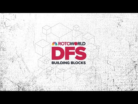 NFL Week 7 DFS Building Blocks | Fantasy Football | ROTOWORLD