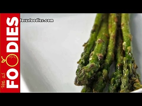 Video How to Cook the PERFECT Asparagus In a Pan