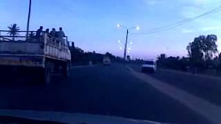 preview picture of video 'Do Bazar Filipe à entrada para o Savane, cidade da Beira'