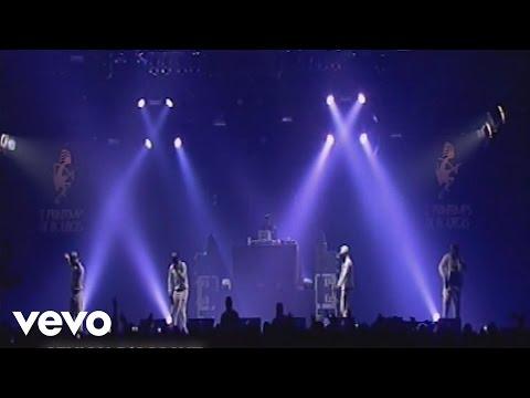 Sexion d'Assaut - A bout d'souffle (Live au Printemps de Bourges 2011)