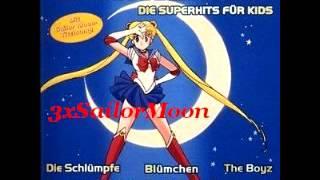 [CD vol. 1] Sailor Moon~18. Sailor Moon - Colors Of Love