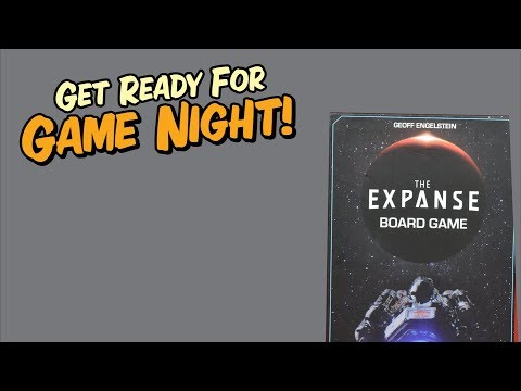 How to play The Expanse Board Game