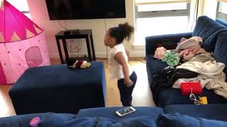 Mona G Sings Cardi B - Money Bags