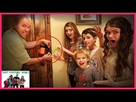 24 Hours TRAPPED In The HACKERS MANSiON Full Movie  That YouTub3 Family I Family Channel