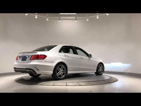 Certified Pre-Owned 2016 Mercedes-Benz E-Class E 350 Luxury