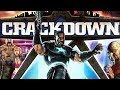 Crackdown xbox 360 one Come o Da Campanha